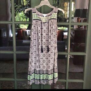 Crown & Ivy sleeveless dress
